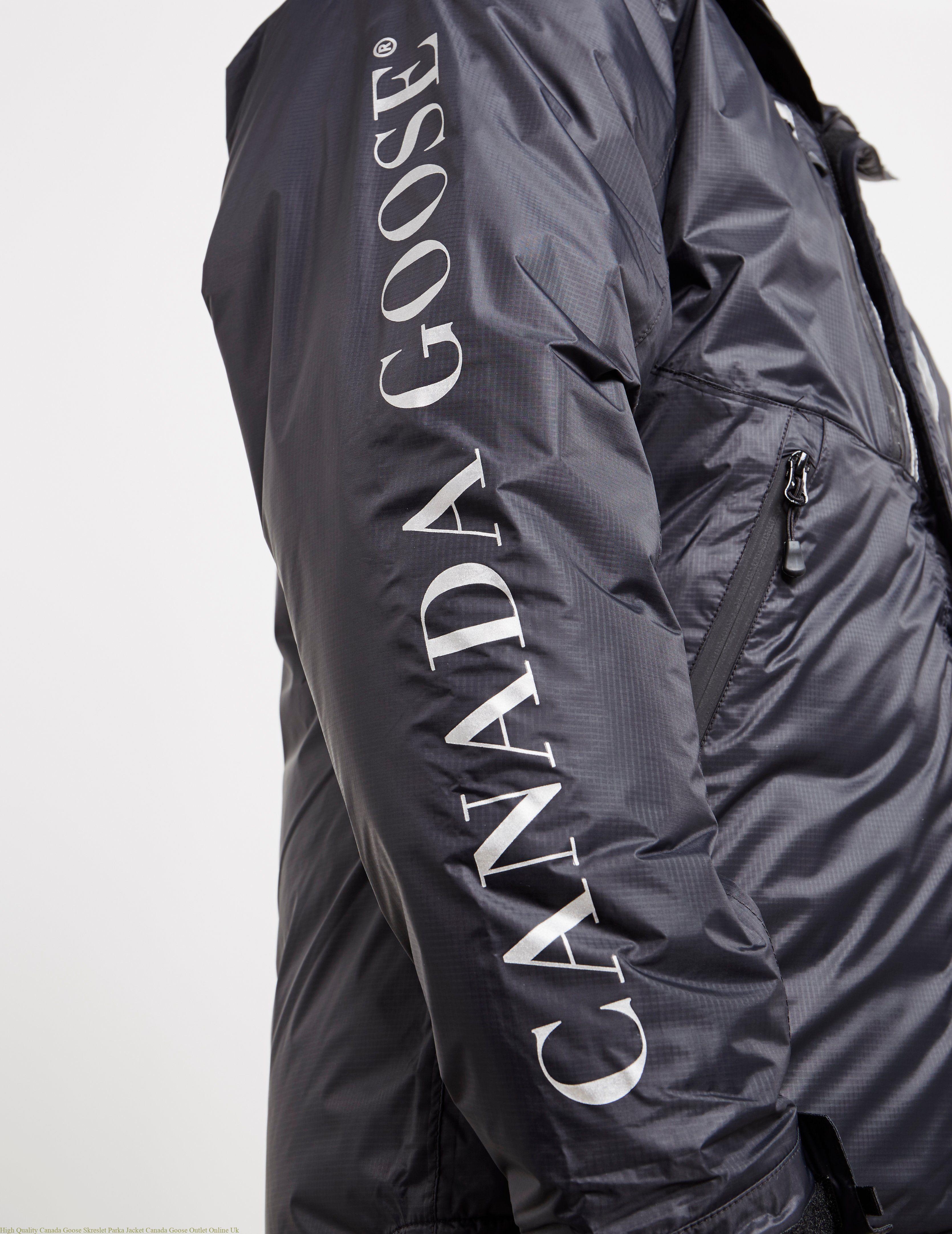 newest 1f504 14cea High Quality Canada Goose Skreslet Parka Jacket Canada Goose Outlet Online  Uk