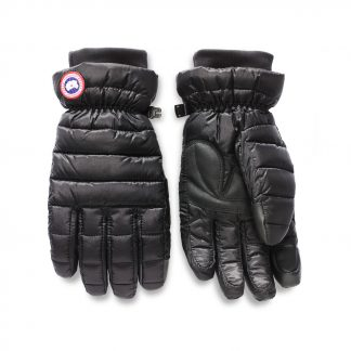 Highest Quality Black Canada Goose Accessories Men S Lightweight Gloves Canada Goose Outlet Canada 5170m